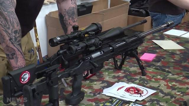 Waffen-Fans fürchten drohendes Gesetz