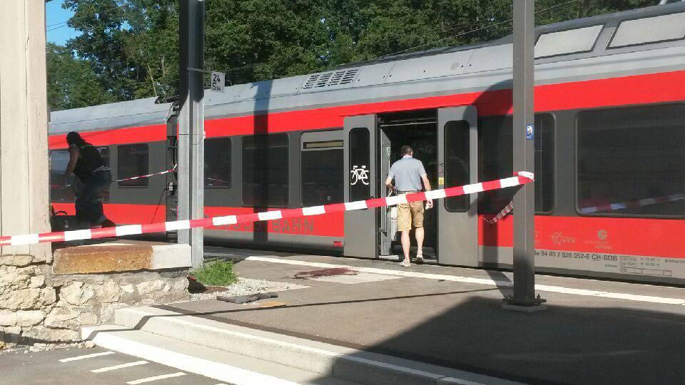 Die Zugsattacke vom 13. August fordert ein drittes Todesopfer.