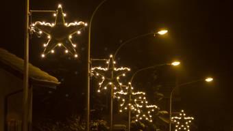 Lostorf hat als eine von wenigen Gemeinden in der Region keine Weihnachtsbeleuchtung. Das soll sich in diesem Jahr ändern. Um die Gemeindekasse nicht zusätzlich zu belasten, werden derzeit Sponsoren gesucht.