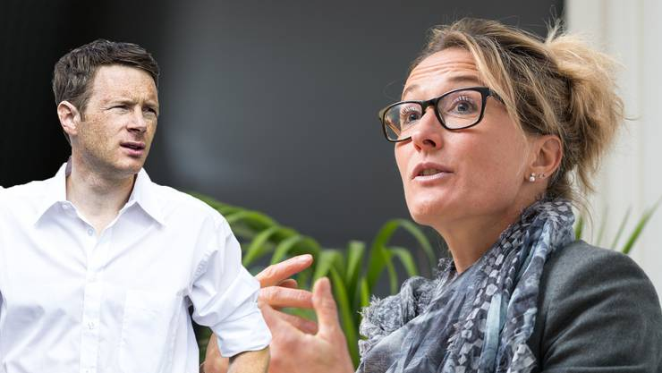 """Susanne Hochuli findet Frickers Aussagen """"unsäglich""""."""