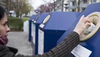 Das Recycling von Abfällen lohnt sich auch finanziell (Archiv)