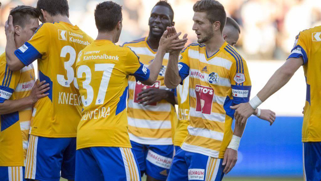 Der FC Luzern macht den Anfang und gastiert zum Auftakt der Saison beim FC Lugano