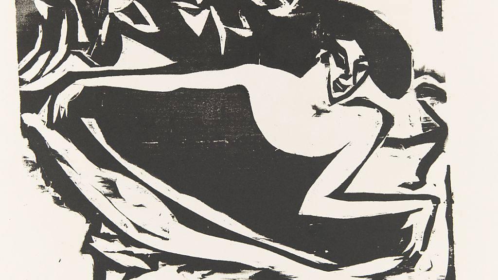 Grafiken aus der Coninx-Sammlung im Bündner Kunstmuseum