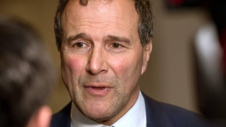 Die Fernsehkarriere ist zweitrangig: TV-Richter Alexander Hold will bei der Landtagswahl im Herbst kandidieren. (Archivbild)