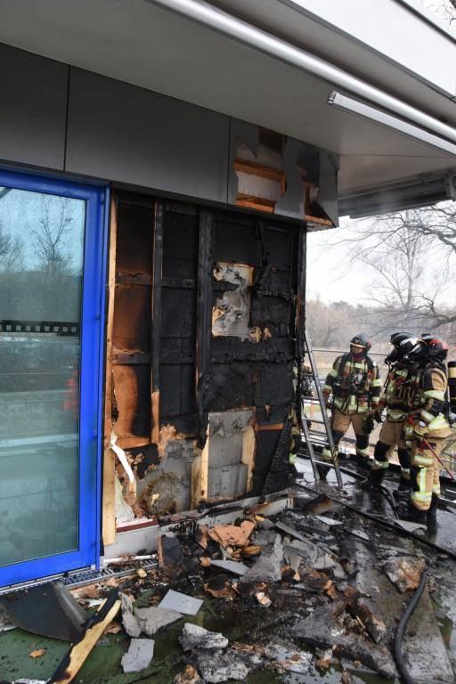 Brand Altenrhein