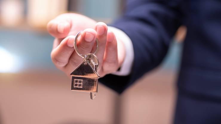 Wer darf zulangen? Der Schlüssel zum Eigenheim bleibt vielen Familien verwehrt