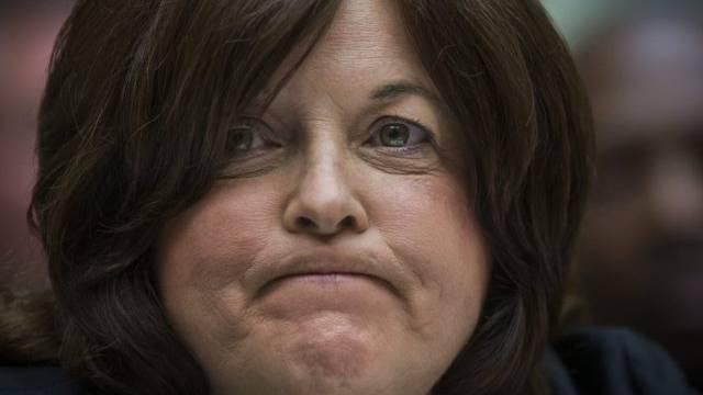 Die zurückgetretene Chefin der Leibwache, Julia Pierson