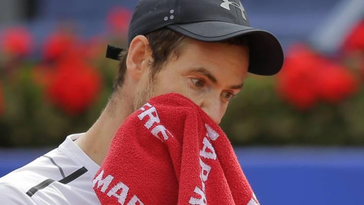 Andy Murray verpasst den Final auch in Barcelona