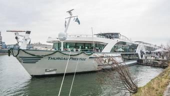 Schiffstaufe MS Thurgau