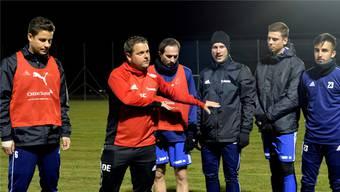 Der 34-jährige Trainer Dominik Ellenberger hat seinen Vertrag beim FC Subingen in der Winterpause um eine Saison verlängert.