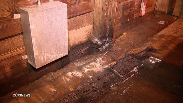 Zigi war schuld an Oltner Holzbrücken-Brand