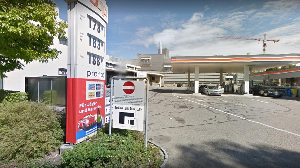 Täter (19) nach Überfall auf Tankstelle verhaftet