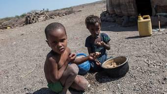 Die SVP forderte, dass Swisslos-Gelder nicht in die Entwicklungshilfe im Ausland gehen sollen. (Symbolbild)
