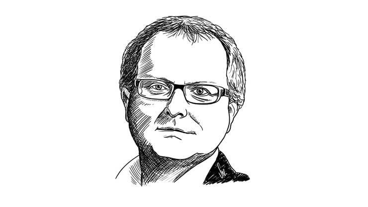 Kolumnist Werner De Schepper