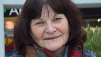 Jutta Kempf zog 1985 nach Urdorf.