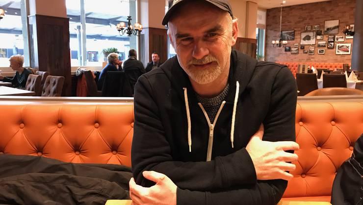 """Peter Bolliger (53) dreht in Kürze seinen neuesten Film """"Vom Leben verrückt"""""""