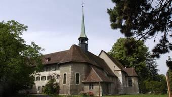 Das Kapuzinerkloster bleibt vorläufig noch unangetastet. Foto: om