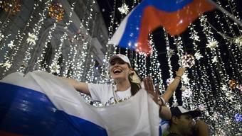 Viele WM-Besucher haben die Russen kennen und schätzen gelernt.