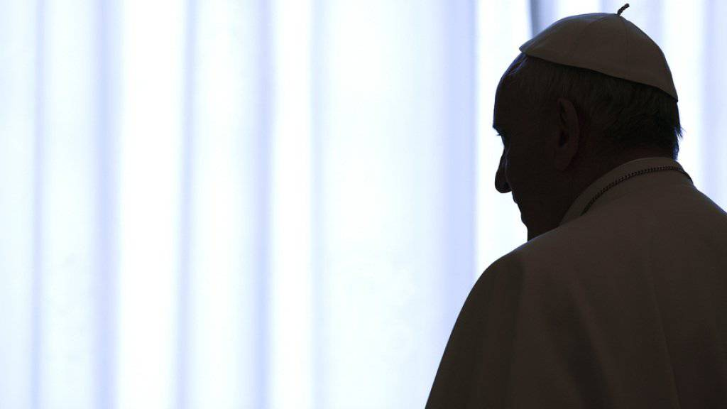Appelliert in seiner Friedensbotschaft an die politischen Entscheidungsträger dieser Welt: Papst Franziskus (Archiv)