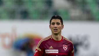 Moreno Costanzo startet mit Vaduz mit einem Sieg im Hinspiel der ersten Runde der Qualifikation zur Europa League