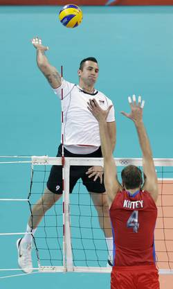 Doras ältester Bruder Georg ist aktuell einer der besten deutschen Volleyballspieler.