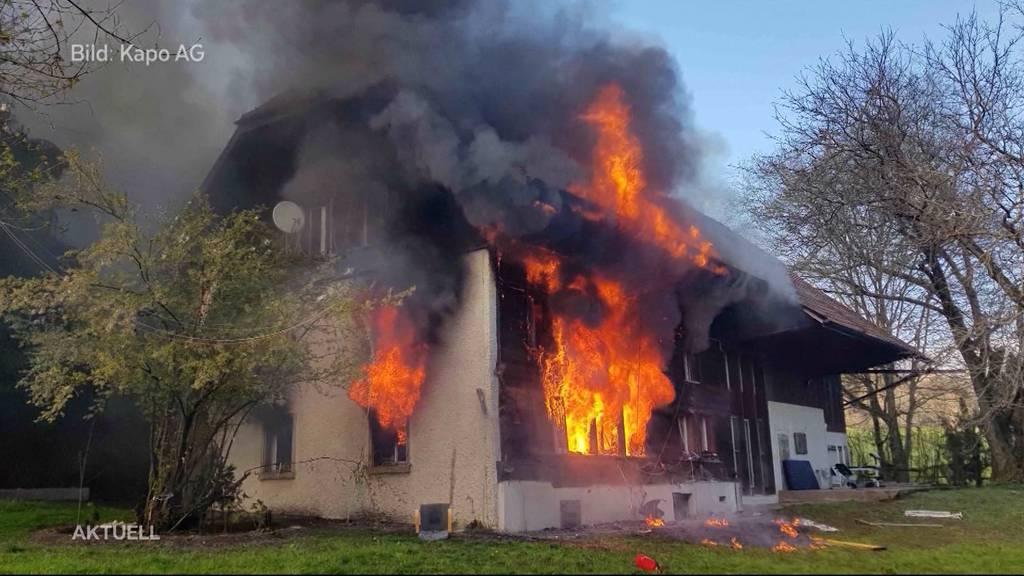 Mutmasslicher Brandstifter von Oftringen in Holland verhaftet