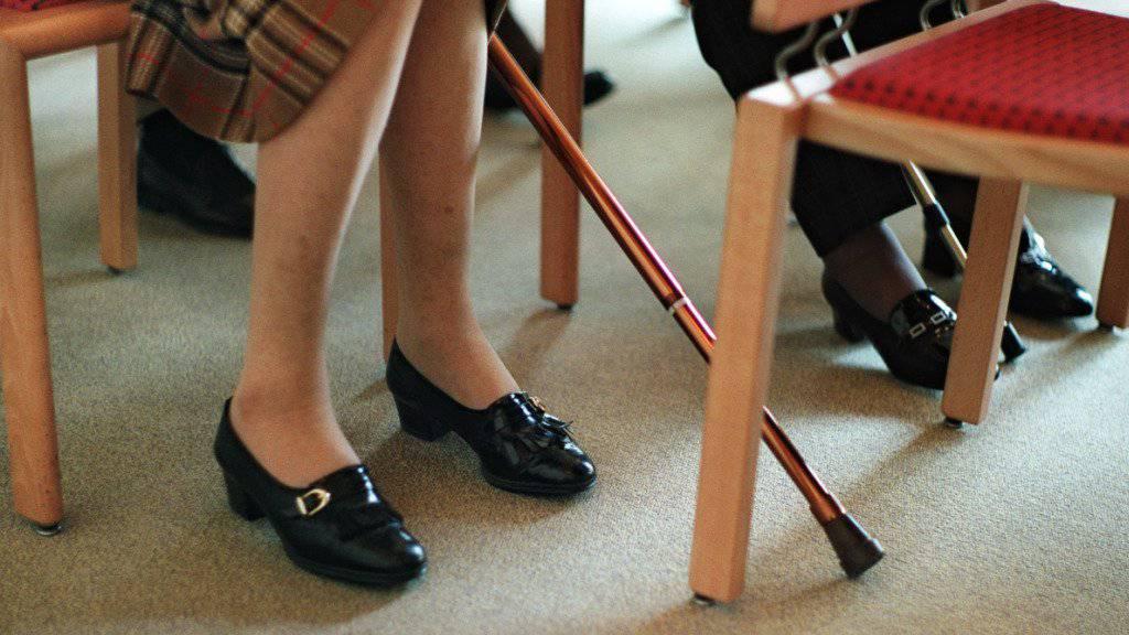 Knappe Ablehnung für die Reform der Altersvorsorge