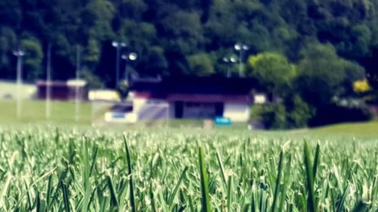 Das Klubgelände des FC Laufenburg-Kaisten