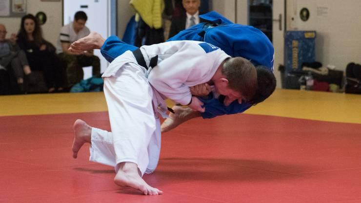 Die Herrenmannschaft von Judo beider Basel wird auch in Zukunft in der höchsten Liga vertreten sein.