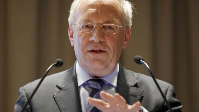 Wirtschaftsminister Johann Schneider-Ammann (Archivbild)