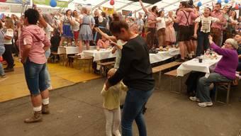 Die Schlagerparty am Schupfart-Festival