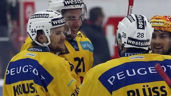 Mikko Kousa (links) verpasst wohl ein Spiel