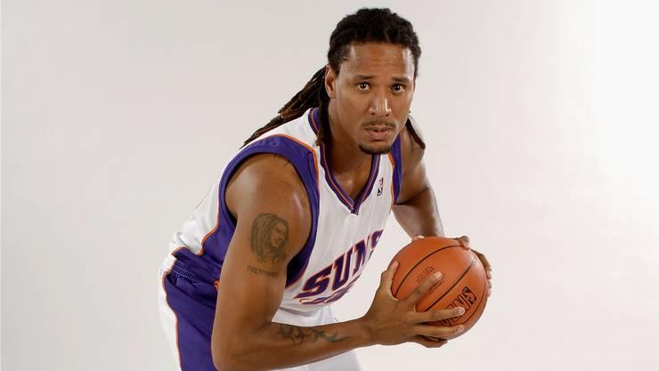 Brian Grant, bis 2006 bei den Phoenix Suns, spürte als erste Anzeichen Verdauungsprobleme.Barry Gossage/Getty Images