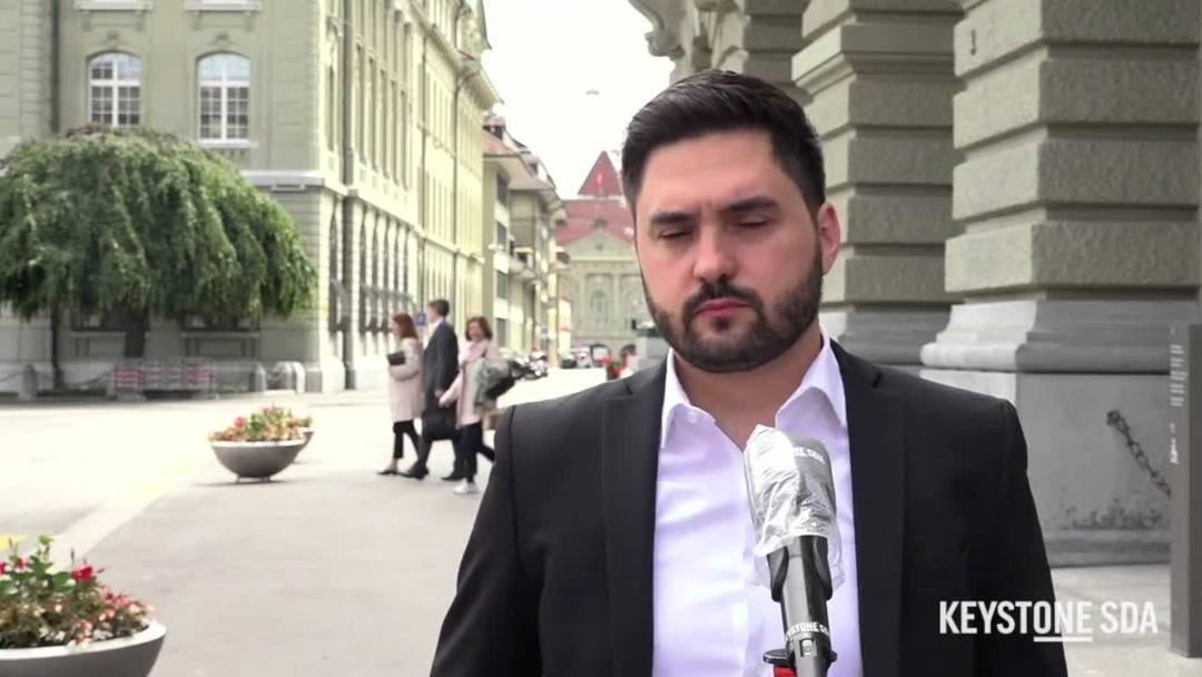 """Cédric Wermuth: """"Ich freue mich auf den Wahlkampf"""""""