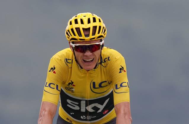 Chris Froome: Triumphierte zum dritten Mal in Folge bei der Tour de France und zum vierten Mal in fünf Jahren. Gewann einen Monat später auch noch die Vuelta, als Erster, seit diese kurz nach der Tour de France stattfindet.