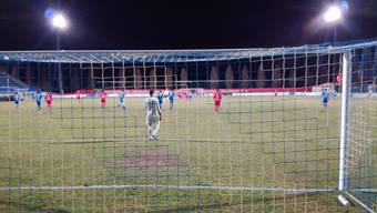 Testspiel FC Wohlen - FC Aarau, 05.03.19