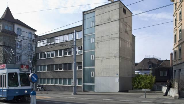 Das Gebäude der Konjunkturforschungsstelle der ETH Zürich (KOF)