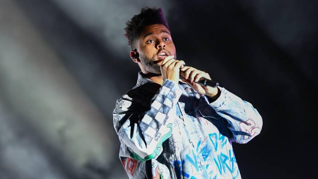 «Überwältigt, geehrt und ekstatisch»: Der kanadische R&B-Star The Weeknd tritt in der Halbzeit-Show der nächsten Super Bowl auf.