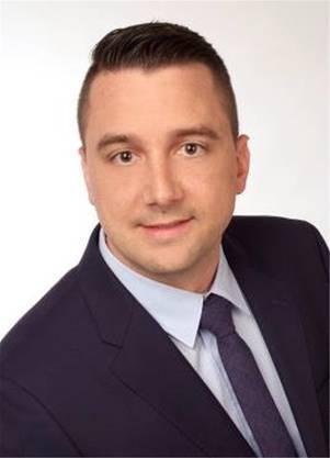 ... Bruno Tüscher (33, FDP), Gemeindeammann von Münchwilen.