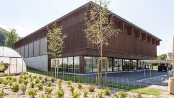 Einweihung Schulraumerweiterung und Doppelturnhalle in Mägenwil