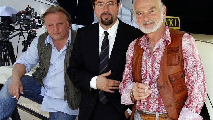 """Jan-Josef Liefers (M) als """"Tatort""""-Gerichtsmediziner Professor Boerne. Auf die Rolle bereitete er sich unter anderem vor, indem er bei 14 Obduktionen assistierte. (Archivbild)"""