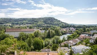 Blick auf Turgi: Die Gemeinde will eine Fusion mit Baden prüfen. AZ-Archiv/SAN