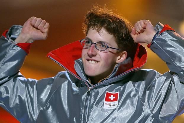 Bei den Olympischen Spielen 2002 in Salt Lake City katapultiert sich Ammann mit zwei Siegen ins Rampenlicht – nachdem er zuvor noch kein Weltcupspringen gewonnen hat. Die US-Medien vergleichen Ammann mit Harry Potter, Talker David Letterman lädt ihn in seine Show ein.
