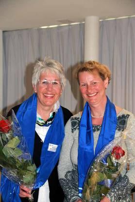 Beatrice Koller Bichsel und Pia Viel