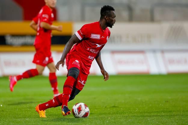Ousmane Doumbia: Vom FC Winterthur zum FC Zürich.