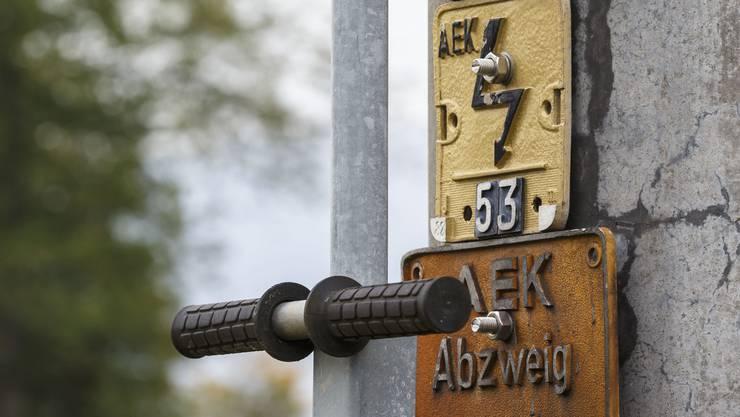 Die AEK verliert ihre Pacht des Verteilnetzes für die Energieversorgung im Dorfteil Lüsslingen.