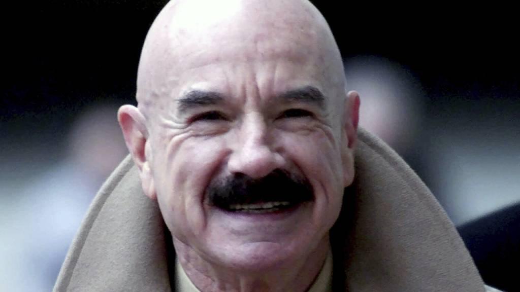 Watergate-Drahtzieher G. Gordon Liddy gestorben