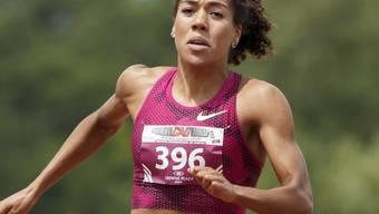 Die schnellste Schweizerin: Mujinga Kambundji