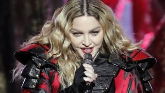Madonna: Gute Idee mit der Fitness, in Deutschland hat's dennoch nicht funktioniert. (Archiv).