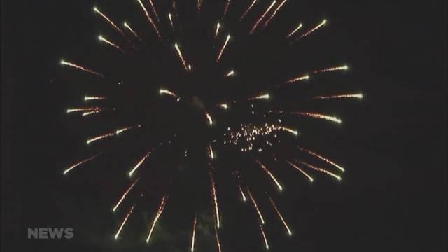 Definitiv: Geburtstagsfeier der Schweiz ohne Feuerwerk